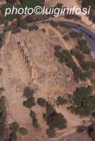 il tempio di ercole visto dall'alto  - Agrigento (3088 clic)
