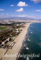 veduta aerea della playa  - Catania (5305 clic)