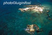 isola dei porri in una veduta aerea  - Ispica (11089 clic)