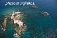 isola dei porri in una veduta aerea  - Ispica (4862 clic)