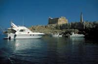 imbarcazioni all'isola di Capo Passero  - Portopalo di capo passero (5216 clic)