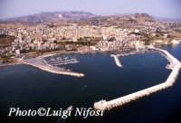 veduta aerea del porto di Sciacca  - Sciacca (9248 clic)