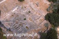 la chiesetta di san pancrati a parco forza, vista da sopra  - Ispica (4120 clic)