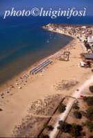 veduta aerea della spiaggia di sampieri  - Sampieri (5938 clic)