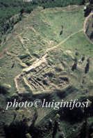 veduta aerea del sito di montagna di marzo  - Morgantina (15259 clic)