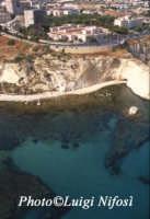 veduta aerea del promontorio delle terme  - Sciacca (4499 clic)