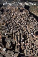 veduta aerea del centro storico  - Piazza armerina (6279 clic)