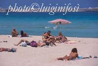 la spiaggia di San Vito lo Capo   - San vito lo capo (6482 clic)