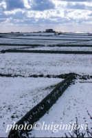 la campagna iblea dopo la neve RAGUSA Luigi Nifosì