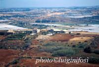 veduta aerea degli scavi archeologici ed il museo  - Camarina (4034 clic)