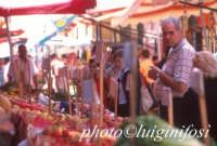 il mercato del borgo PALERMO Luigi Nifosì