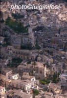 veduta aerea del castello  - Modica (2813 clic)