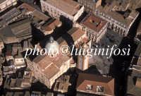 veduta aerea del centro storico   - Caltagirone (3371 clic)
