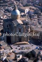 veduta aerea della cattedrale  - Piazza armerina (5925 clic)