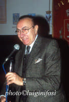 Pippo Baudo durante una cerimonia UNESCO  - Noto (5365 clic)