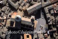 veduta aerea della cattedrale  - Piazza armerina (6471 clic)