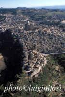 veduta aerea del centro storico  - Piazza armerina (7346 clic)
