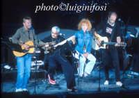 Ron, Pino Daniele, Fiorella Mannoia, Francesco de Gregori in concerto a Taormina  - Taormina (4472 clic)