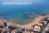 veduta aerea della spiaggia di punta secca  - Punta secca (7852 clic)
