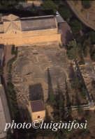 la chiesa di san nicola ed il bouleterion  - Agrigento (4283 clic)