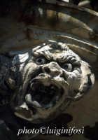 palazzo beneventano - mascherone  - Scicli (1545 clic)