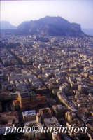 panorama aereo di Palermo  - Palermo (8356 clic)