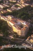 panorama aereo di Palermo - Palazzo dei Normanni  - Palermo (7883 clic)