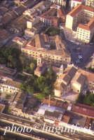 panorama aereo di Palermo - San Giovanni degli Eremiti PALERMO Luigi Nifosì