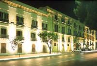 palazzo d'orleans di notte PALERMO Luigi Nifosì