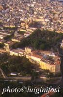 panorama aereo di Palermo  - Palermo (6333 clic)
