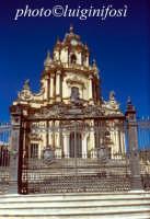 prospetto della Chiesa di San Giorgio a Ragusa Ibla RAGUSA Luigi Nifosì