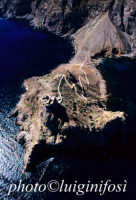 punta troia, sull'isola di marettimo, in una veduta aerea  - Marettimo (3373 clic)