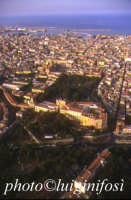 panorama aereo di Palermo  - Palermo (6631 clic)