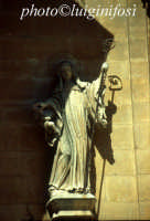 particolare della Chiesa di San Giuseppe a Ragusa ibla RAGUSA Luigi Nifosì