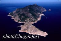 l'isola di marettimo in una veduta aerea  - Marettimo (4393 clic)