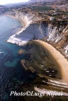 veduta aerea della scala dei turchi  - Realmonte (5914 clic)