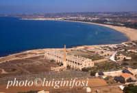 veduta aerea della fornace penna e della spiaggia di sampieri  - Sampieri (7439 clic)