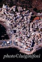il centro urbano di marettimo in una veduta aerea  - Marettimo (5397 clic)