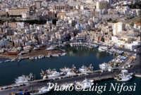 veduta aerea del porto di Sciacca  - Sciacca (5895 clic)