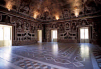 villa palagonia - la sala degli specchi BAGHERIA Luigi Nifosì