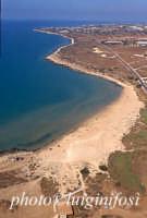 veduta aerea della spiaggia di costa di carro  - Sampieri (8874 clic)