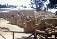 la villa romana del casale: esterno  - Piazza armerina (4900 clic)