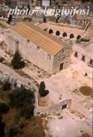 veduta aerea del convento e della chiesa della croce  - Scicli (3899 clic)