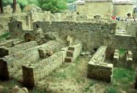 la villa romana del casale, le terme  - Piazza armerina (3789 clic)
