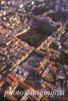 panorama aereo di Palermo - la cattedrale e palazzo dei Normanni PALERMO Luigi Nifosì