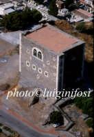 veduta aerea del castello  - Paternò (4729 clic)