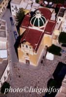 una veduta aerea della chiesa matrice  - Favignana (3144 clic)