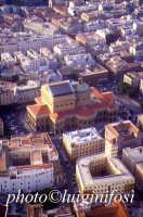 panorama aereo di Palermo - Il teatro Massimo  - Palermo (6531 clic)