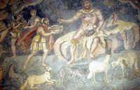 i mosaici della villa romana: la scena di Ulisse e Polifemo  - Piazza armerina (7370 clic)