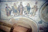la villa romana del casale: mosaici  - Piazza armerina (2387 clic)